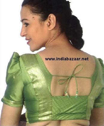 Indian sari blouse 16