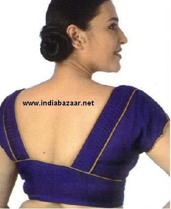 Indian sari blouse 17