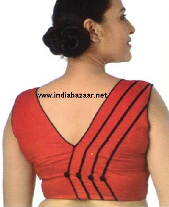 Indian sari blouse 22