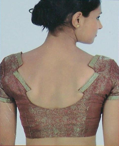 Indian sari blouse 27