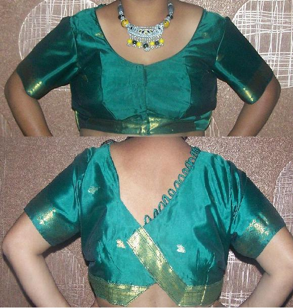 Indian sari blouse 28