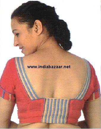 Indian sari blouse 3