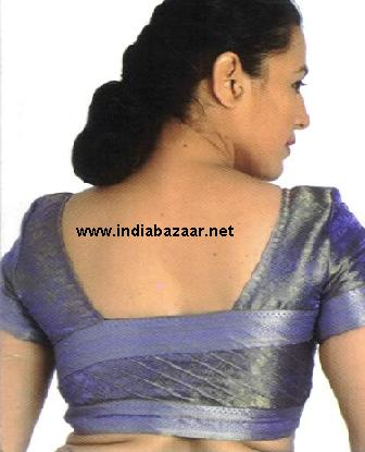 Indian sari blouse 6