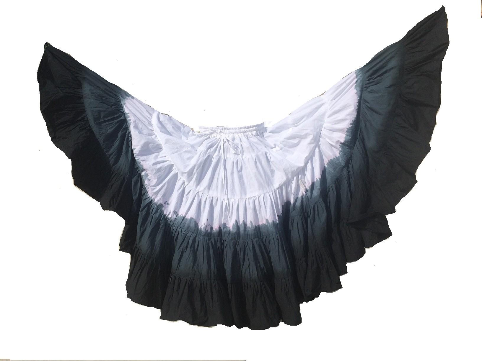 25 yard  sargam skirt
