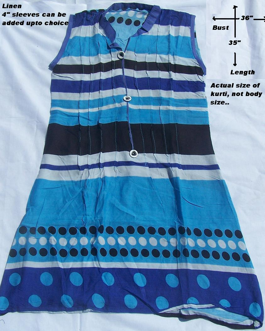 Cotton kurti top