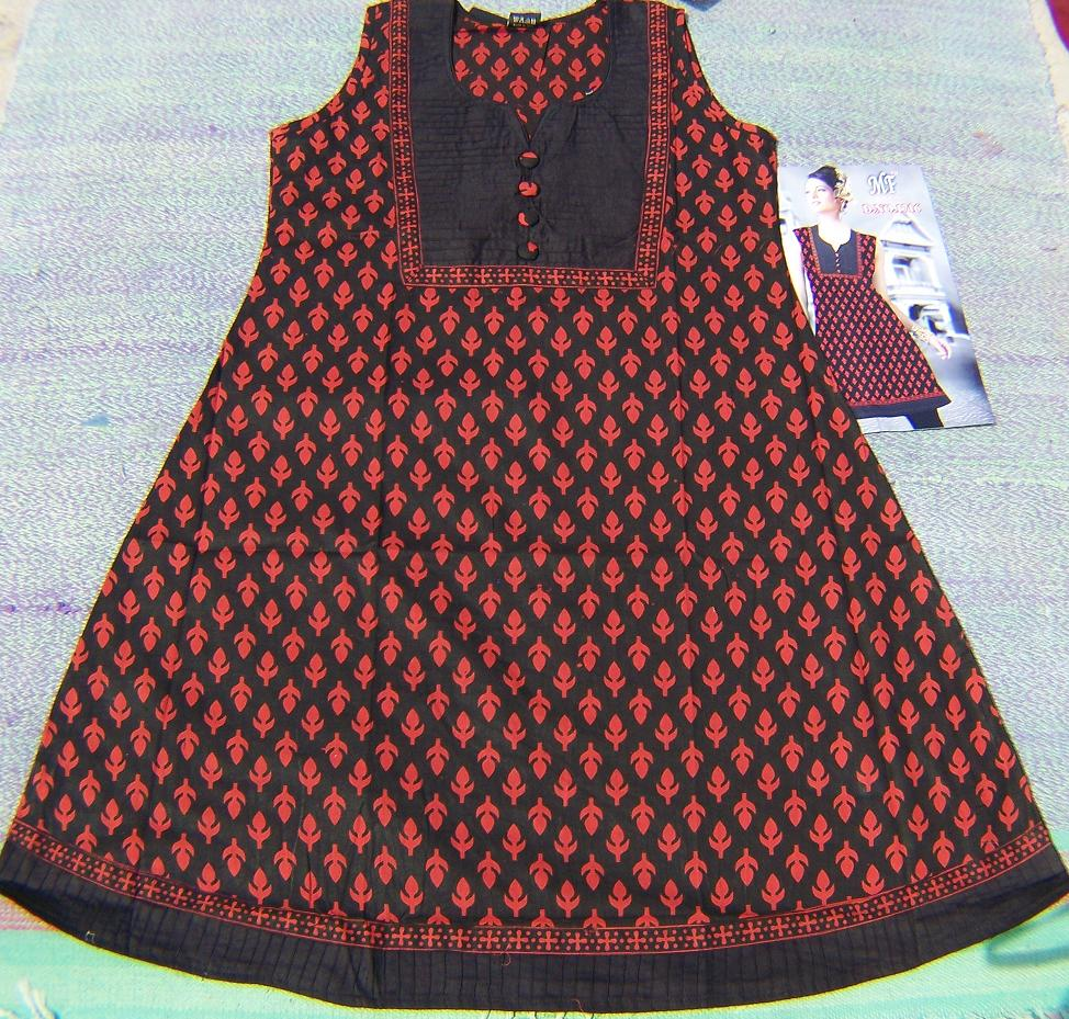 Cotton kurti top 14