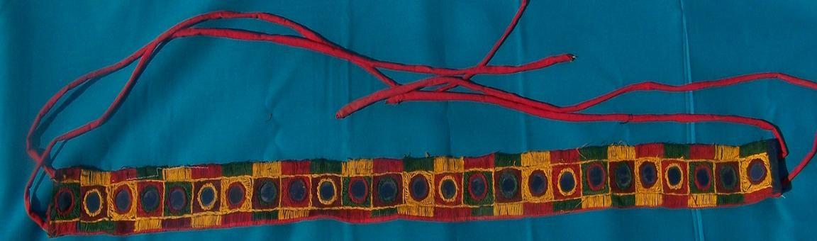 Tribal  waist hips belt-21