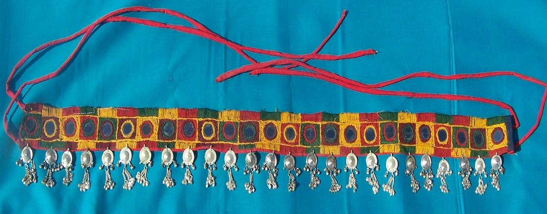 Tribal  waist hips belt-22