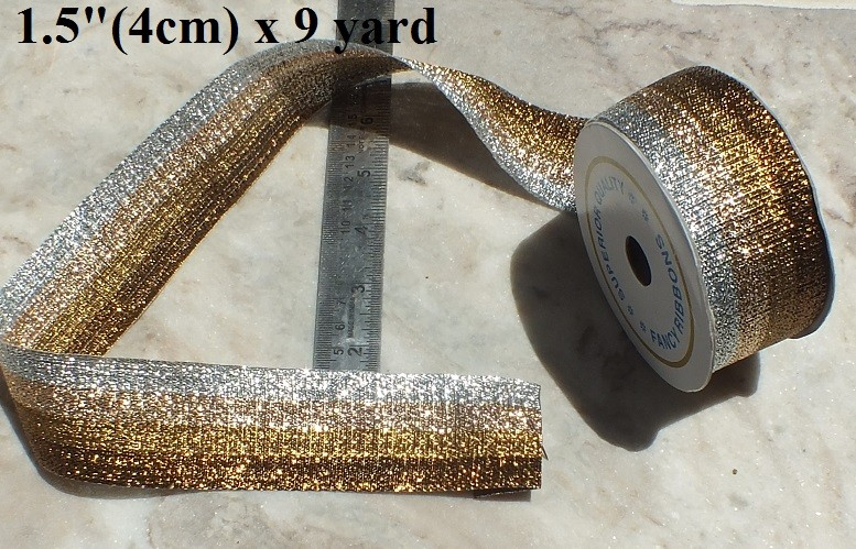 EMBROIDERED x 9 yard =Trim 102