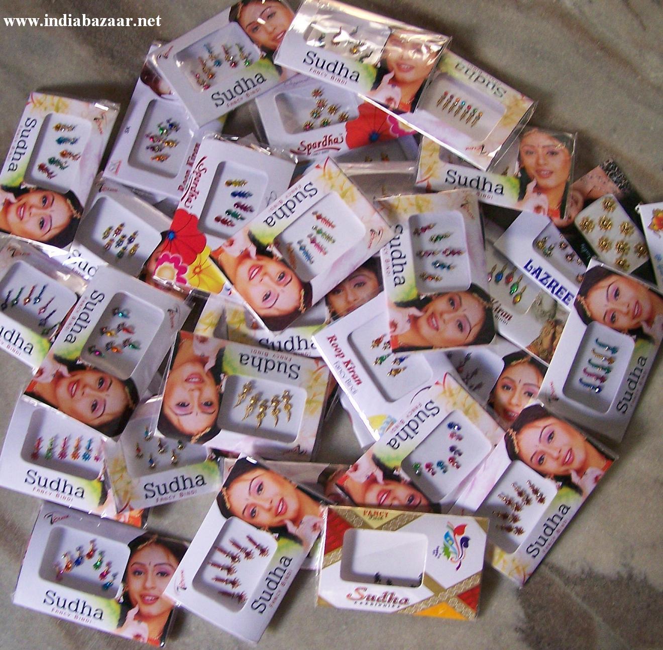 Box of 100 Designer Bindi