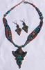 Tribal kuchi necklace 13