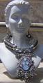 Tribal kuchi necklace 16