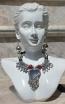 Tribal kuchi necklace 22