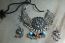 Tribal indian necklace 24
