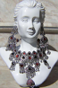 Tribal kuchi necklace 39