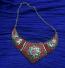Tribal kuchi necklace 53