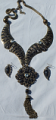 Tribal indian necklace 61