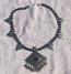 Tribal kuchi necklace 63