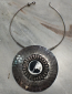Tribal kuchi necklace 65