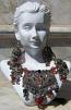 Tribal kuchi necklace 83