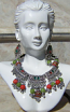 Tribal kuchi necklace 85