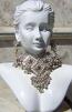 Tribal kuchi necklace 86