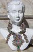 Tribal kuchi necklace 87