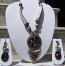 Tribal kuchi necklace 88