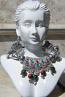 Tribal kuchi necklace 51