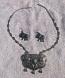 Tribal kuchi Choker 32