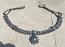 Tribal kuchi Beaded necklace 3
