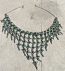 Tribal kuchi Beaded necklace 5