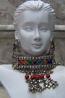 Tribal kuchi necklace 107
