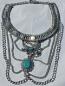 Tribal kuchi necklace 118