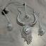 Tribal kuchi necklace 128