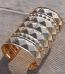 Tribal kuchi   brass cuff 20