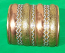 Tribal kuchi cuff 98