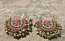 Kuchi earrings 44