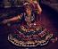 Kalbeliya costume 2