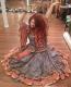 40-yard Russian gypsy skirt