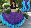 belly dance 25 yard jaipur skirt