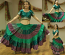 Belly dance sargam costume