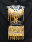 Belly dance costume 56