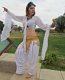 belly dance patiyala costume