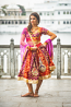 Bollywood costume 19