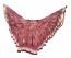 Dark Magenta Maharani skirt 6