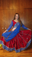 Bollywood dance costume 98