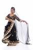 Bollywood dance costume 113