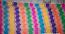 3-yard rainbow veil