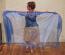 3-yard tissue veil